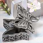 Butterfly Design Curio Box Favor