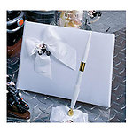 Hog Tied Wedding Guest Book