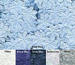 Snowflake Silk Petals - Pkg 200 - 6 Colors!