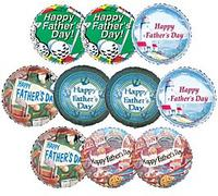 18 Fathers Day / Dad Mylar Balloon