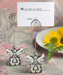 Angel Design Place Card/Photo Holder