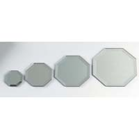 10 Octagon Bevel Mirror