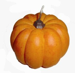 3 3/4 x 3 Pumpkin Candle