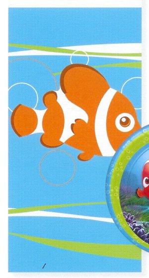 Finding Nemo Scrapbook Paper
