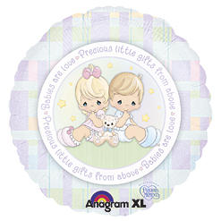 18 Babies are Special Precious Moments Mylar Balloon