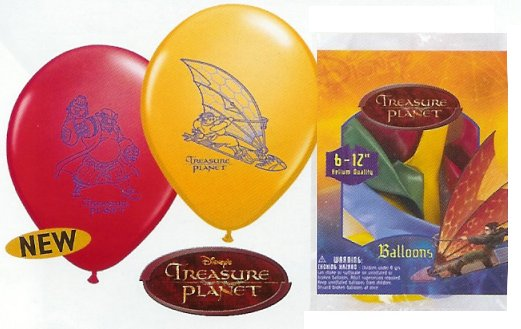 planets party balloons - photo #11