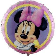 18 Minnie Mouse Mylar Balloon