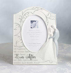 Ever After Couple Picture Frame