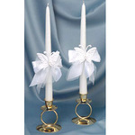 Butterfly Taper Candles - 2 Colors!