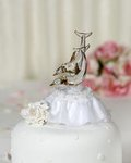 Glass Beach Dolphin Cake Topper
