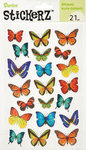 Butterfly Stickers - Pkg 21