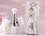 """The 'Gratest' Love of All"" Stainless-Steel Cheese Grater in Showcase Gift Box"