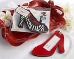 First Class Fashionista High Heel Luggage Tag
