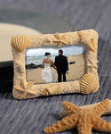 Beach Themed Photo / Placecard Frame