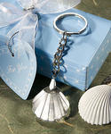 Choice Crystal Shell Keychain Favors