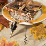 Fall Themed Wine Set
