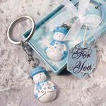 Snowman Key Chains