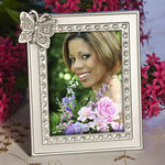 Enchanting Butterfly Photo Frame