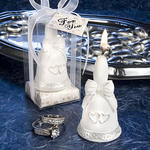 Wedding Bells Collection Candle Favor
