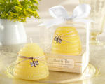 Meant to Bee Honey-Scented Beehive Candle (Set of 4)