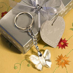 Choice Crystal Butterfly Design Key Chain