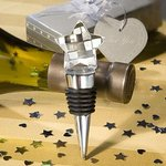 Choice Crystal Star Bottle Stopper