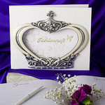 Royal Wedding Collection Guest Book