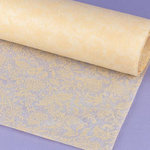 100 Foot Ivory Lace Aisle Runner