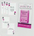 Bachelorette Party Dare to Do it Cards