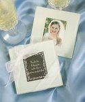 Glass Photo Coaster
