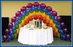 Link-O-Loon Arch Balloons - Pkg 25