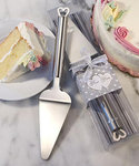 Amore Stainless Steel Cake Server