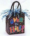 Over the Hill Mini Gift Bag Balloon Weight