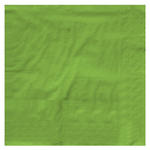 Lime Green Napkins - Beverage or Luncheon Size