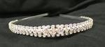 Triple Glory Rhinestone Headband