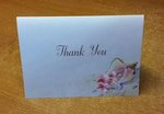 Seashell Beach Theme Thank You Cards - Pkg 50