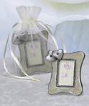 Pewter Heart Theme Picture Frame