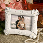 Heart Design Place Card/Photo Frame
