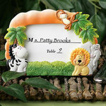 Jungle Critters Collection Picture Frame