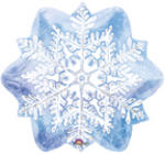 18 Let it Snow Mylar Balloon