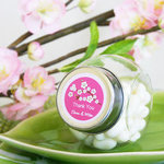 Cherry Blossom Candy Jars