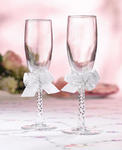 Butterfly Beauty Toasting Glasses