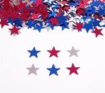 Patriotic 3 Color Confetti