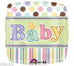 18 Square BABY Mylar Balloon