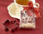 Fall Leaf Cookie Cutter in Autumn Gift Box