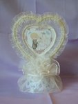 Precious Moments IVORY Cake Top