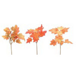 Autumn Leaf Picks - 3 Colors!