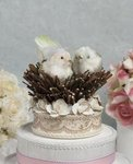 Love Nest Cake Topper