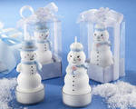 Snow in Love Tealight Candles - Set of 4