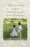 Love Never Fails Sweethearts Bulletin Pkg 100
